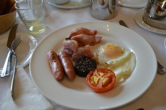 19th Green Killarney: Breakfast
