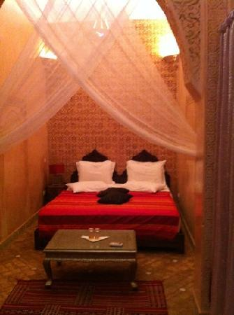 Riad Reves D'orient: one of the rooms