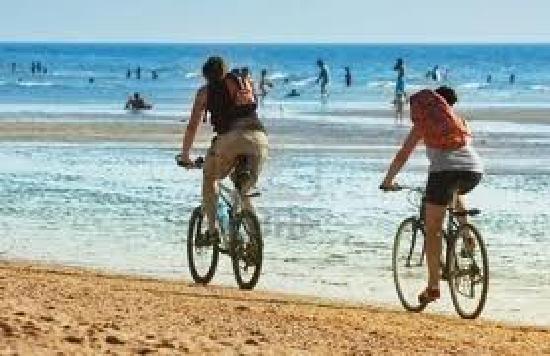 Maison d'hôtes La Côte d'Argent : vacances sportives