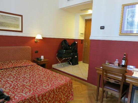 Cosmopolita Hotel: room