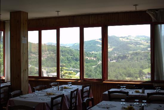 Sarsina, Ιταλία: Sala Da Pranzo
