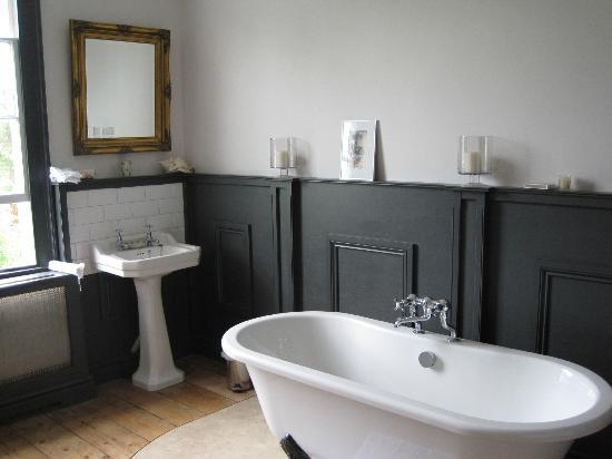Bathwick Street B & B: Bath bathroom
