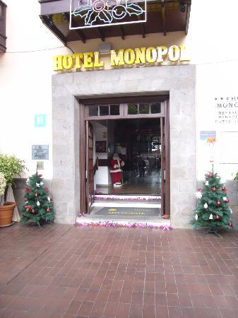 Hotel monopol town centre picture of puerto de la cruz - Monopol hotel puerto de la cruz ...