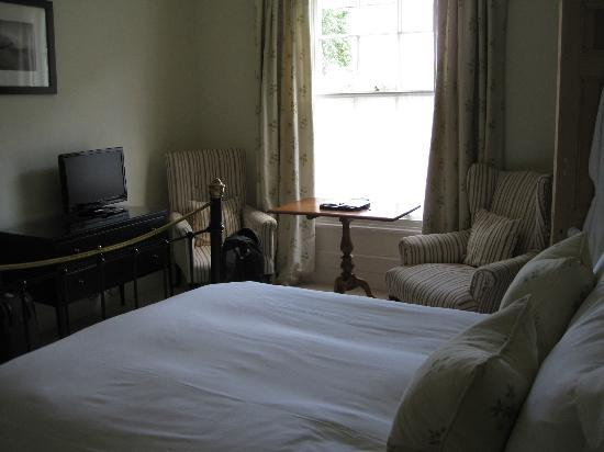 Coswarth House: Bedroom
