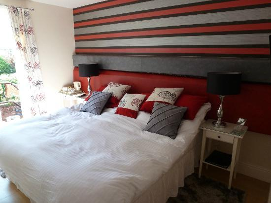 The Leicester: A good comfortable sleep