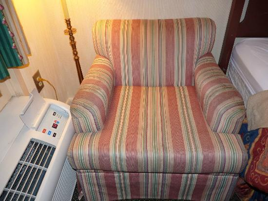 Days Inn College Park, Airport Best Road: Chair...