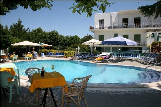 Hotel Carmencita: Swimming pool