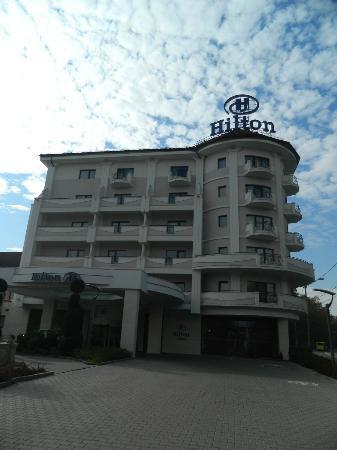 هيلتون سيبيو: The hotel 