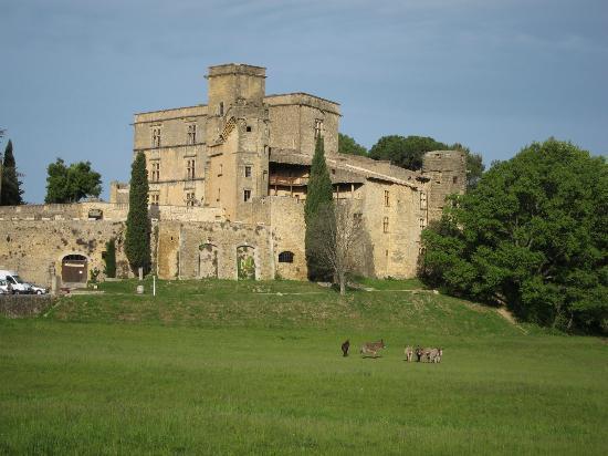 Chateau de Lourmarin: ルールマラン城