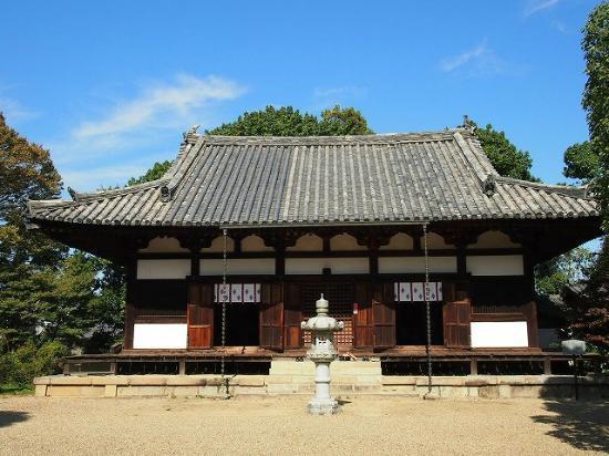 Kairyuoji Temple: 小さな古刹