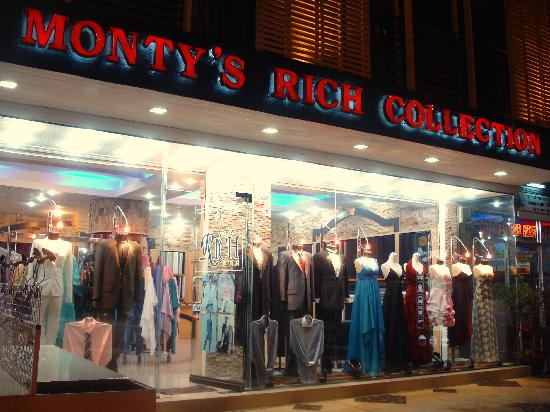 Monty's Rich Collection Tailor