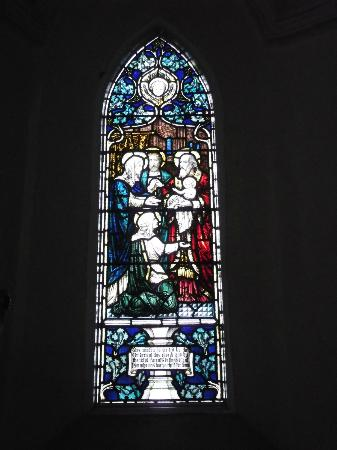 Holy Trinity Church: Stained Glass