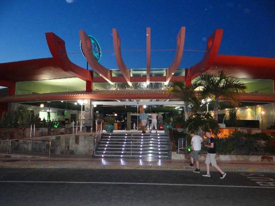 Hotel Dunas Suites and Villas Resort: Eingangsbereich