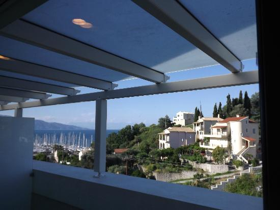 Corfu Mare Boutique Hotel: View from the room
