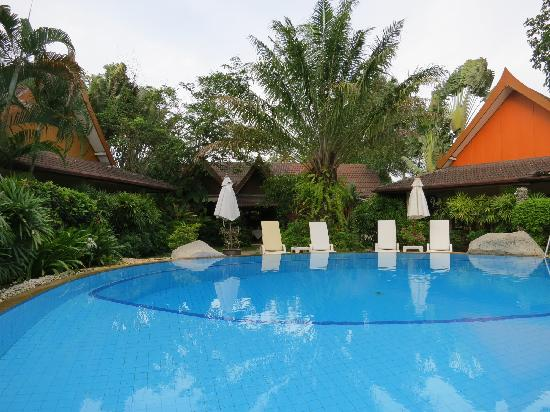 Palm Garden Resort Phuket: Palm Garden pool