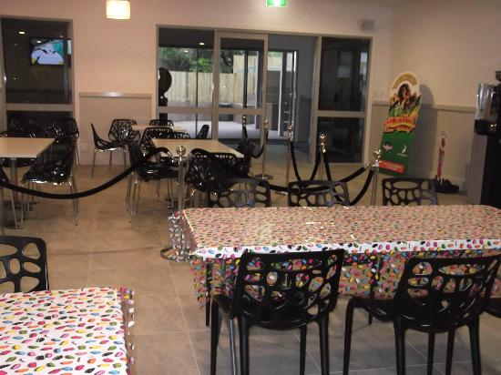 Ashmore Palms Holiday Village: Inside the new activities room