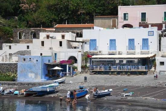 Filicudi, Ιταλία: LA SIRENA