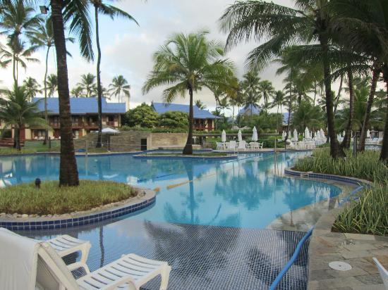 Grand Mercure Summerville Resort : Pool area