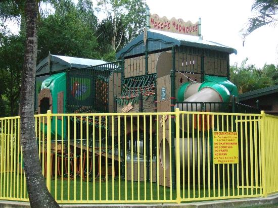 Ashmore Palms Holiday Village: One of the playgrounds