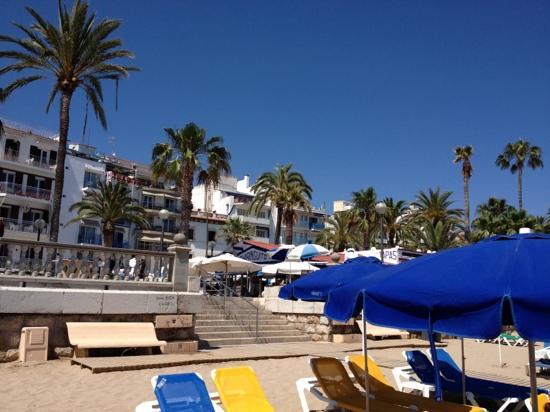 chiringuito, Sitges Spain