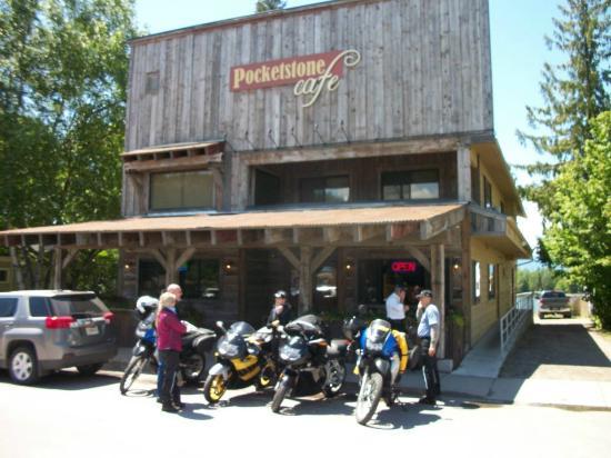 The Pocketstone Cafe
