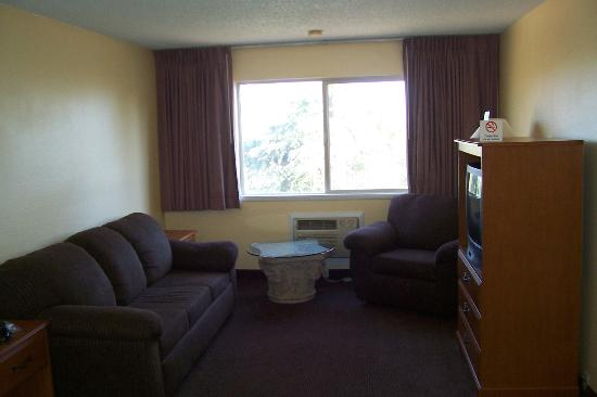 Days Inn St. George: Sitting room