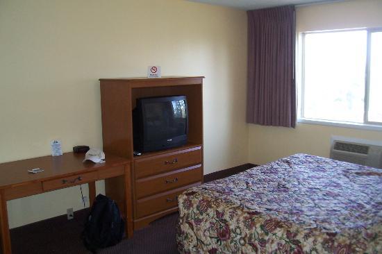 Days Inn St. George: Bed