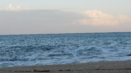 B&B Casa del Sole: Il mare d'inverno a Soverato