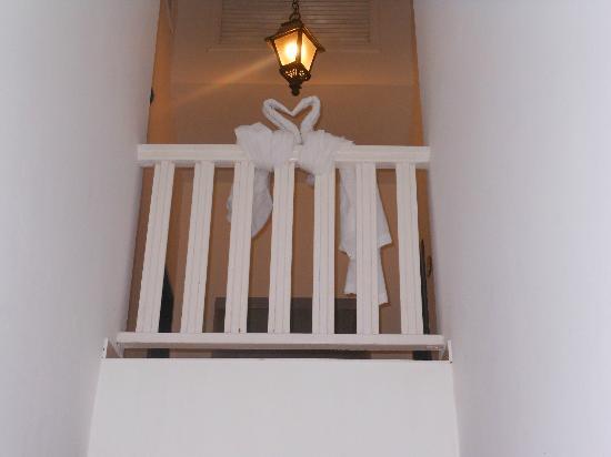 ClubHotel Riu Merengue : Balcony