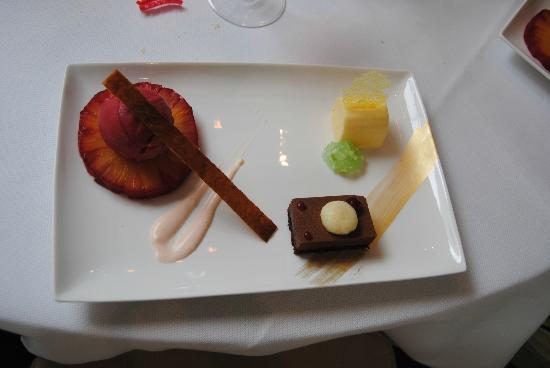 De Vrede: Dessert