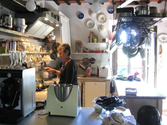 Casale Il Caggio: Cooking with Gabriella