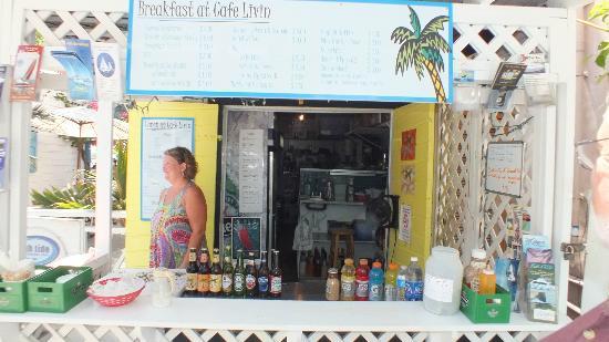 Cafe Livin : Oliva