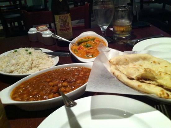 Indian Food Charlottesville