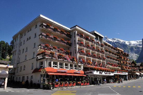 Hotel Kreuz & Post: Aussenansicht