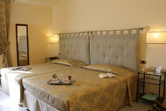 Hotel le Volpaie: double room