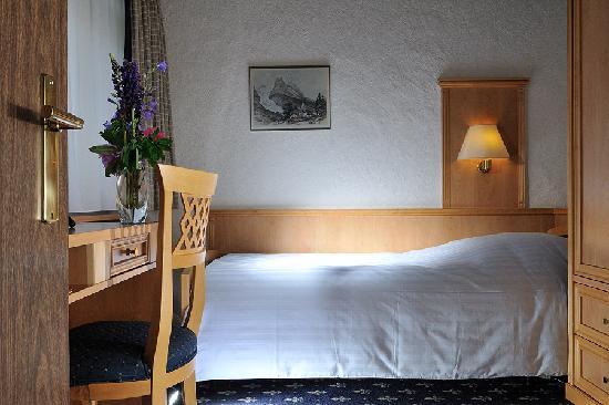 Hotel Kreuz & Post: Einzelzimmer