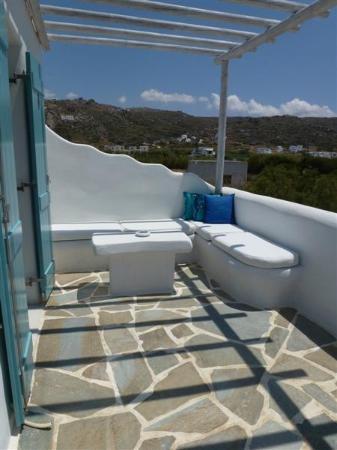 Medusa Resort : la terrasse
