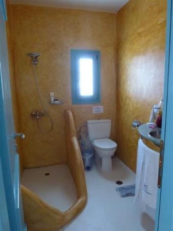 Medusa Resort : la salle de bain