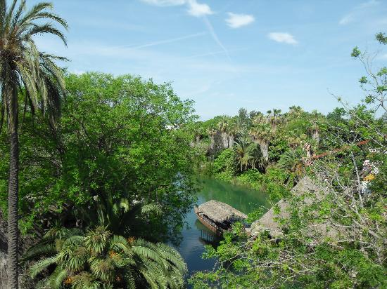 PortAventura Park: Another view from planes