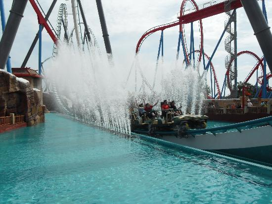 PortAventura Park: Shambhala - working for once