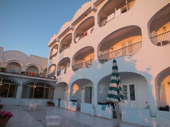 Parco Hotel Terme Villa Teresa: Отель