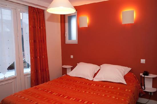 Criel-sur-Mer, Frankrike: chambre
