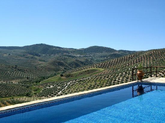 Cortijo Del Cano: zonnig terras met weids uitzicht