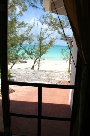 Pigeon Cay Beach Club: Room with a view