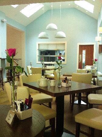 Phoenix Park Hotel: Restaurant