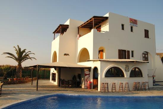 Oasis Studios Mikri Vigla: hotel