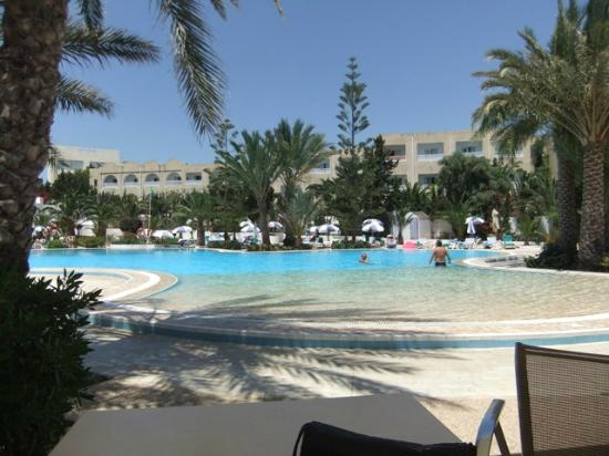 SENTIDO Aziza Beach Golf & Spa: Swimming pool