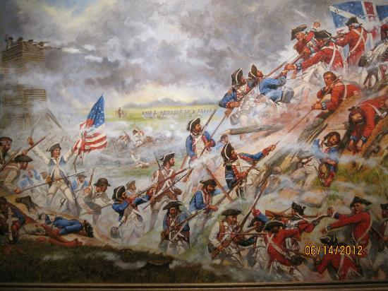 the seige of ninety six 1781 picture of ninety six national