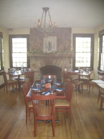 High Point Restaurant: 1st Dining room