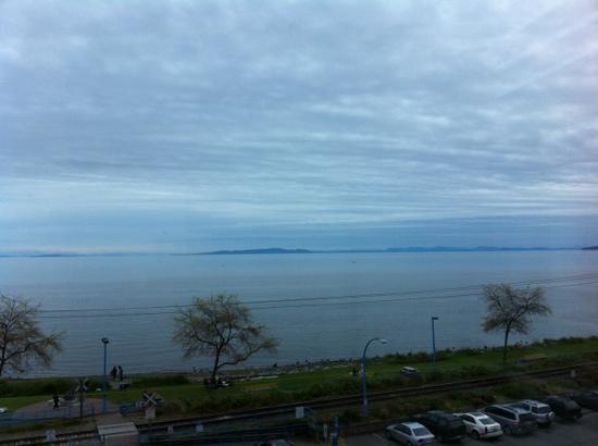 Ocean Promenade Hotel: Ocean view
